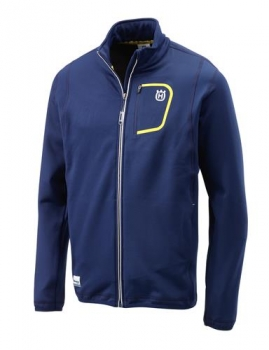 HUSQVARNA BASIC LOGO ZIP JACKET L
